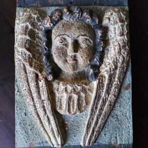 Rustic Angel Face